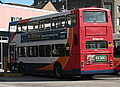Stagecoach bus, Dundee bus station, Dundee, 29 June 2011 (1).jpg