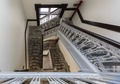 Stairway from above, Federal Building & U.S. Courthouse, Anniston, Alabama LCCN2016645846.tif