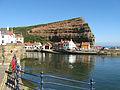 Staithes, North Yorkshire (22872810453).jpg