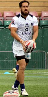 Stanislas Robin French rugby league footballer (1990-)