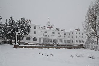 Conference and resort hotels - Image: Stanley in Snow