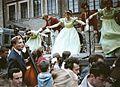 Starówka 1960 – Warszawa, Rynek Starego Miasta – Polonez w wykonaniu baletu 05.jpg