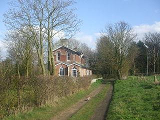 Starston railway station