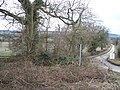 Start of footpath - geograph.org.uk - 1730340.jpg