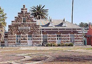 Middelburg, Mpumalanga - Middelburg railway station