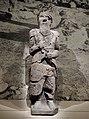 Statue de dieu barbu, Tell Halaf, vers 900 av. J.-C.jpg