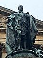 Statue of Edward VII, Bristol (close-up).jpg