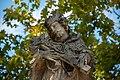 Statue of John of Nepomuk in Brno-Maloměřice 02.jpg