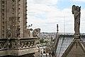 Statues at Notre-Dame de Paris, 29 May 2009.jpg