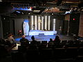 Steampunk Makers Fair Lafayette 2013 CdA Stage.JPG