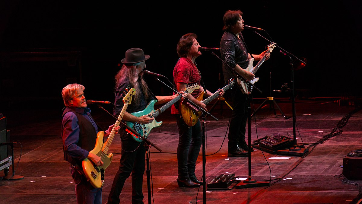 The Doobie Brothers - Wikipedia