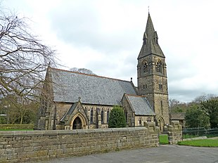 St Stephen's parish church