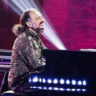 Stefano Bollani Italian jazz pianist from Milan