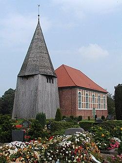 Steinau (Niedersachsen) 2005 -St. Johannis-Kirche- by RaBoe001.jpg