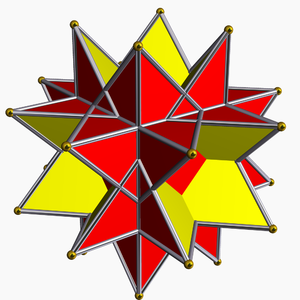 Small rhombihexahedron - Image: Stellated truncated hexahedron