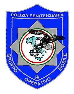 Risultati immagini per gom polizia penitenziaria