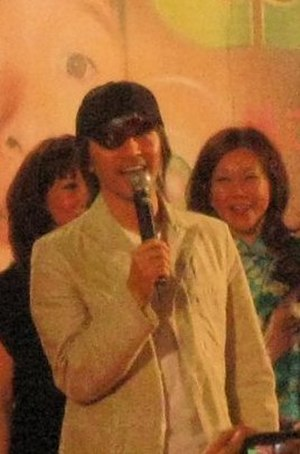 CJ7 - Actor/director Stephen Chow promoting CJ7 in Malaysia