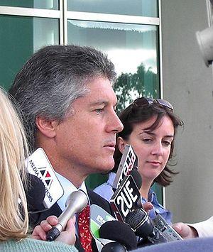 Stephen Smith (Australian politician) - Image: Stephensmith