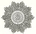Ster van de Orde van Chakri Thailand.jpg