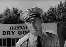 Sterling Hayden a la pel·lícula Suddenly (1954)
