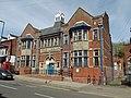 Stirchley Library, Bournville Lane, Stirchley (8852220244).jpg
