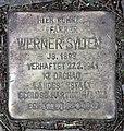 Stolperstein Ostendorfstr 19 (Köpen) Werner Sylten.jpg