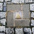 Stolperstein für Berta Kaps, Schweizer Strasse Ecke Kaitzer Strasse, Dresden (2).JPG