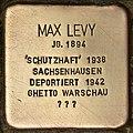 Stolperstein für Max Levy (Cottbus).jpg