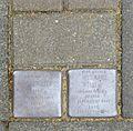 Stolpersteine Köln, Verlegestelle Kleingedankstraße 16.jpg