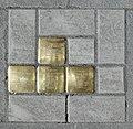 Stolpersteine Köln, Verlegestelle Stammheimer Straße 13.jpg