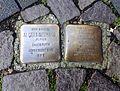 Stolpersteins Albert Neumann, Karoline Neumann, Kaiserstraße 20, Siegburg.jpg