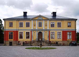 Miss Julie (1951 film) - Stora Wäsby Castle was a filming location.