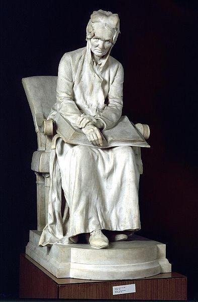 Fájl:Stróbl Alajos Anyánk c. szobra, 1900.jpg
