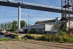 Stralsund, Dänholmstraße 11, ehemalige Reparaturwerft (2013-07-08), by Klugschnacker in Wikipedia (4).JPG