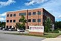 Strayer University building near Branch Avenue station.jpg