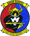 Strike Fighter Squadron 125 (US Navy) insignia c1995.png