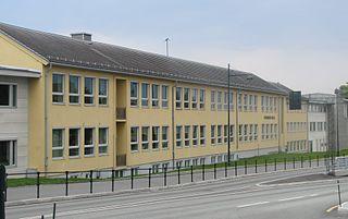 Strindheim Neighborhood in Trondheim in Trøndelag, Central Norway, Norway