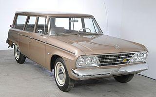 Studebaker Wagonaire Motor vehicle