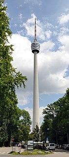 Fernsehturm Stuttgart TV tower