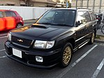 Subaru FORESTER S-tb type A (GF-SF5) front.jpg