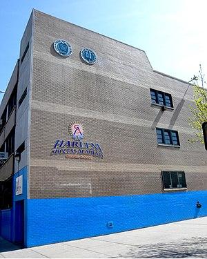 Education in Harlem - Image: Success Academy Harlem 1 jeh