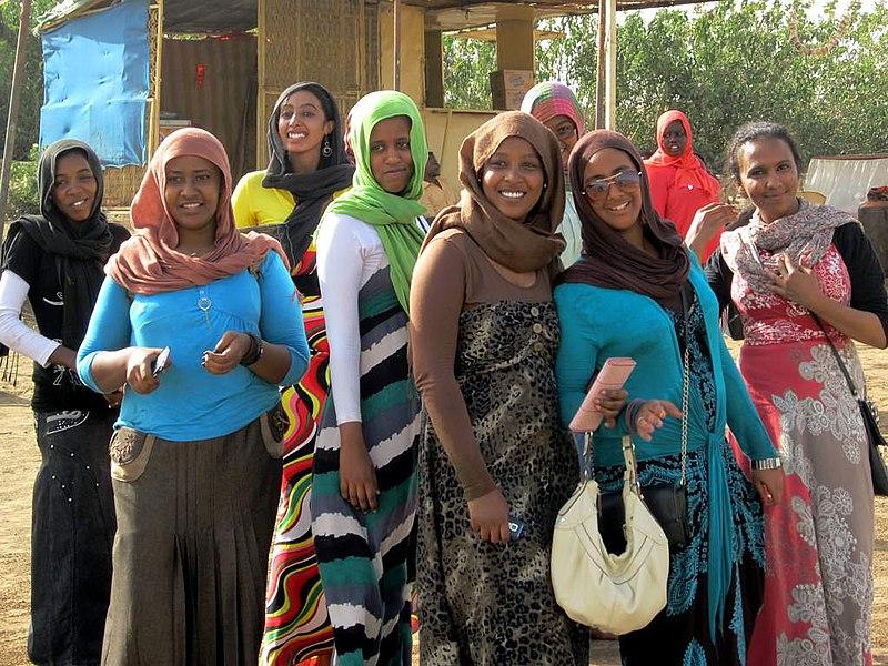 Khartoum Women Near You Join InterracialDatingCentral Today