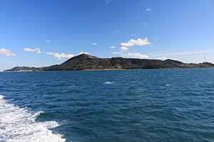 Sugashima - Sugashima from ship