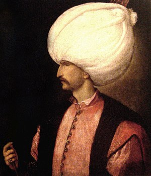 Suleiman the Magnificent of the Ottoman Empire.jpg