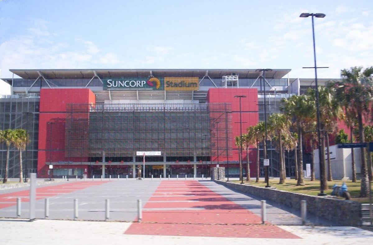 Suncorp Stadium, Brisbane - Image Courtesy of Wikimedia.org