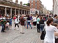 Sunday afternoon crowds in Covent Garden - geograph.org.uk - 890846.jpg
