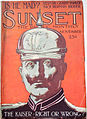 Sunset November 1914.jpg