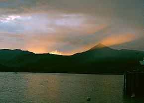 Sunset on goatfell.jpg