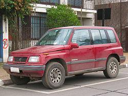 2000 Suzuki Sidekick - Suzuki Sidekick - 2000 Suzuki Sidekick