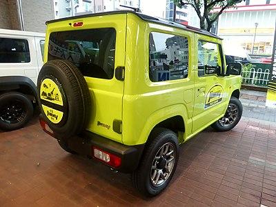 Suzuki Jimny - Wikiwand